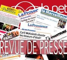 Slide Revue de Presse