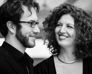 Léa Castro et Antoine Delprat