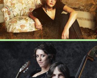 Delphine Capron Duo Julie Lagarrigue